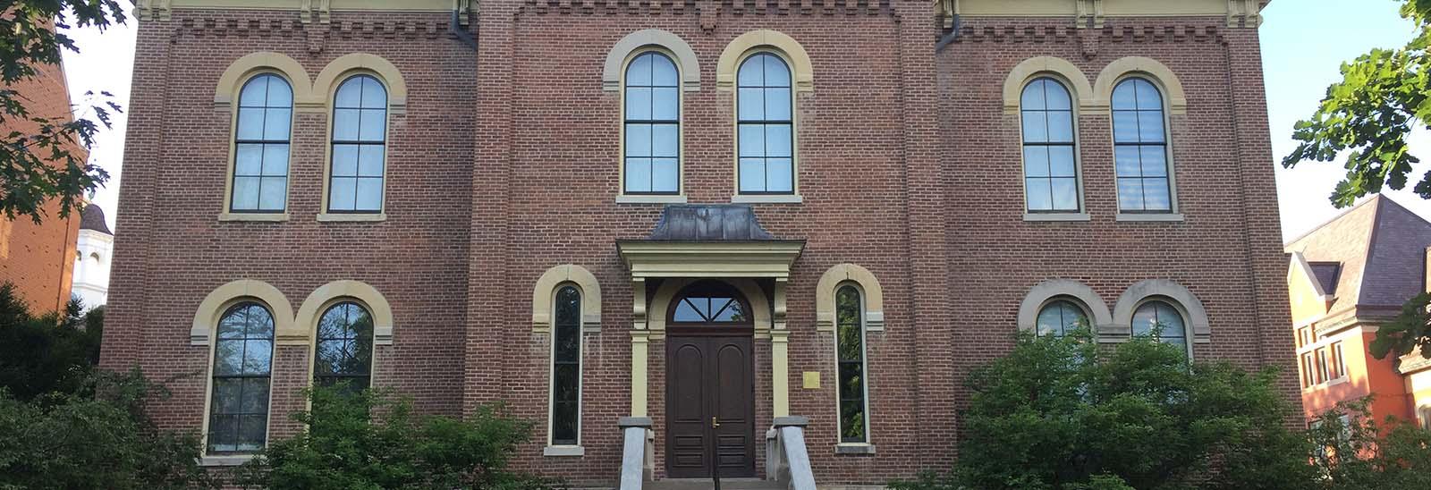 Harker Hall, University of Illinois